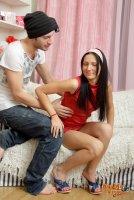 Бесплатные интим фото от студии DoubleViewCasting с молоденькой девушкой 06-01 April 2010-Nastya