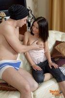 Красивые порно фотки от студии DoubleViewCasting с молоденькой студенткой 10-01 May 2010-Carolina