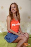 Красивые интим фотографии от студии DoubleViewCasting с юной девушкой Abbey(24.11.10)