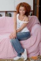 Красивые порно фотки от студии DoubleViewCasting с молодой девкой Avina(17.07.11)