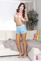 Красивые эротические фотографии от сайта FirstAnalQuest с молодой шалавой Alexi Star aka Nita Star №469