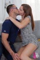 Горячие секс фотки от студии Firstanalquest с молоденькой шалавой Anabella Fox 16.06.2014